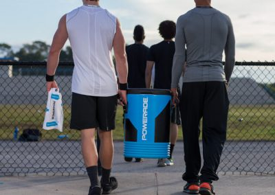 Powerade: Sidelines Equipment Program