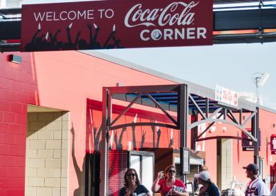 Coca-Cola Corner