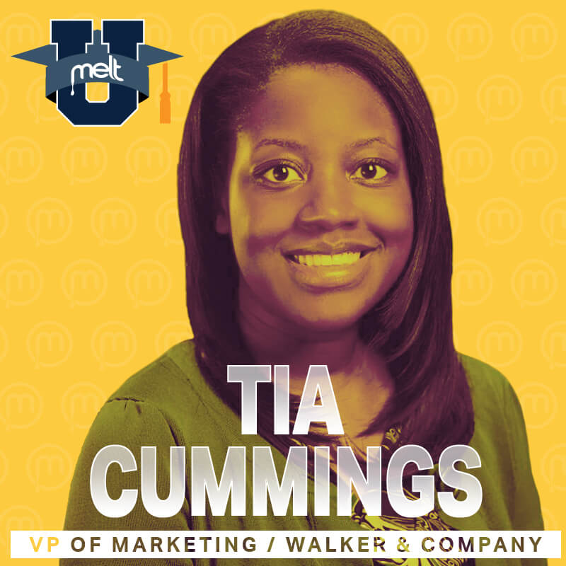 Episode 12: Tia Cummings Vice President of Marketing at Walker & Company