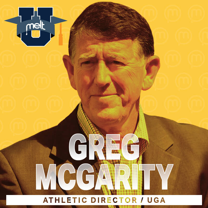 Episode 17: Greg McGarity Athletic Director for the University of Georgia