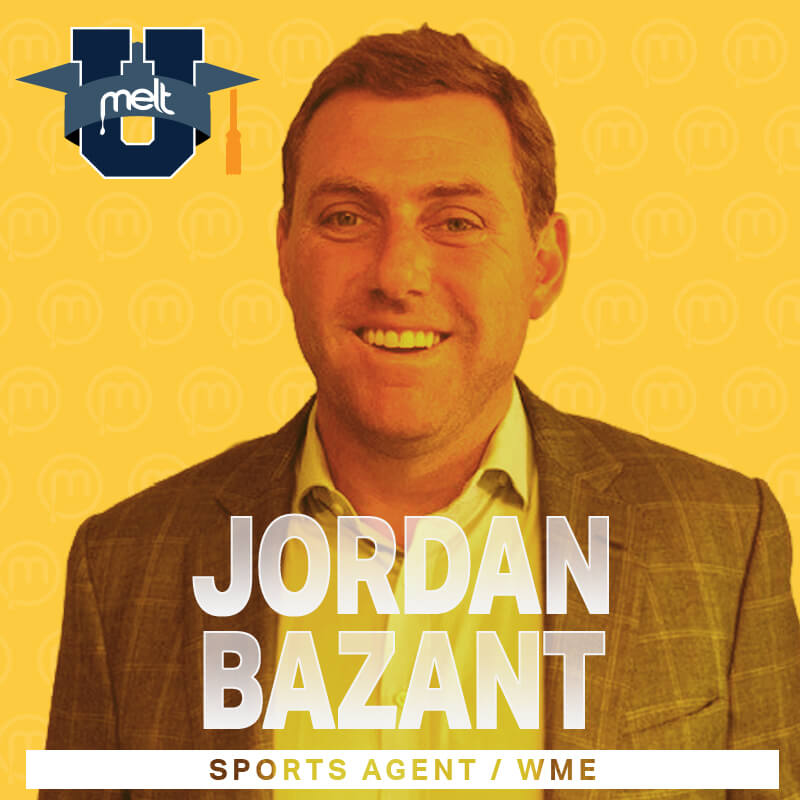 Episode 29: Jordan Bazant Co-Head of William Morris Endeavor Sports