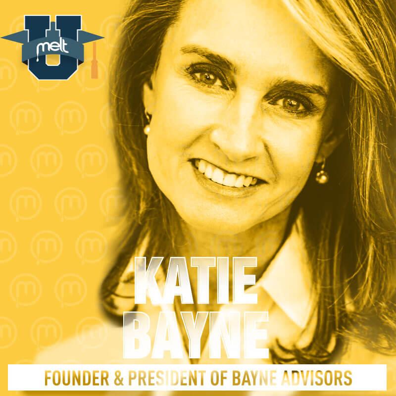 Episode 20: Katie Bayne Founder and President of Bayne Advisors