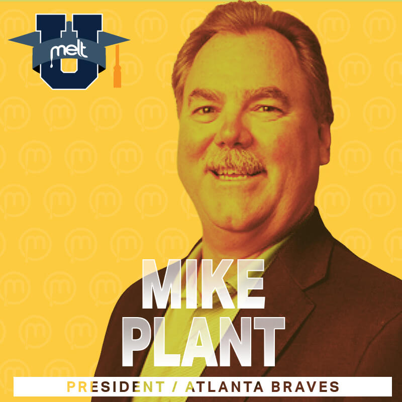 Episode 19: Mike Plant President and CEO of Development for the Atlanta Braves