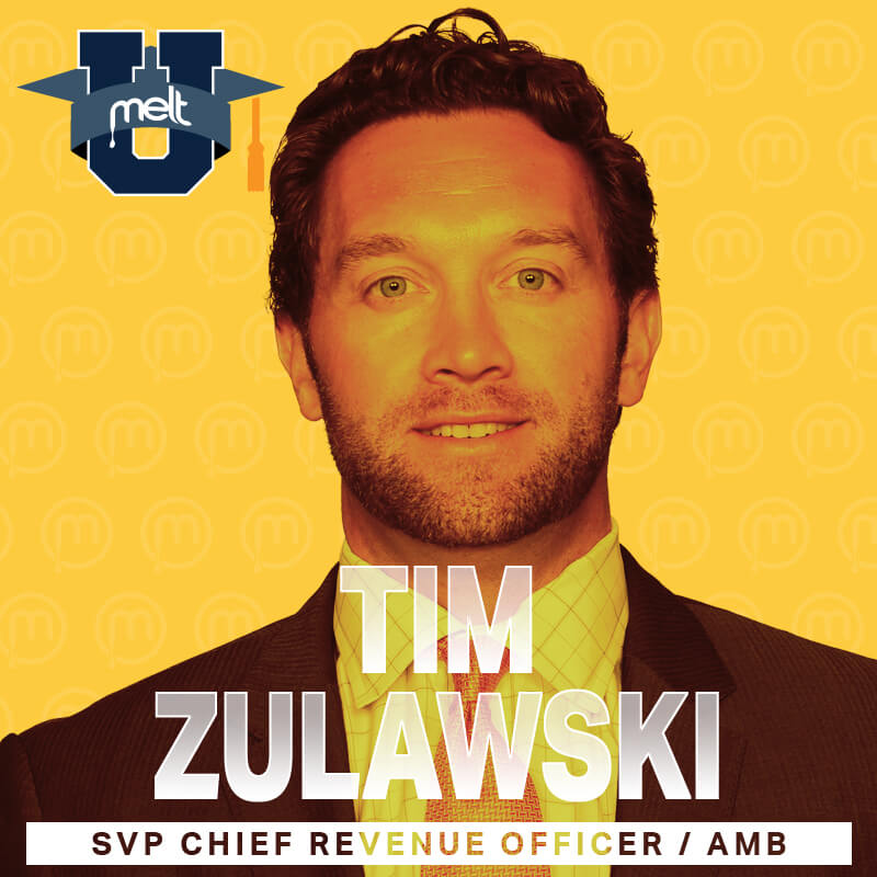 Episode 31: Tim Zulawski Chief Revenue Officer for AMB Sports and Entertainment