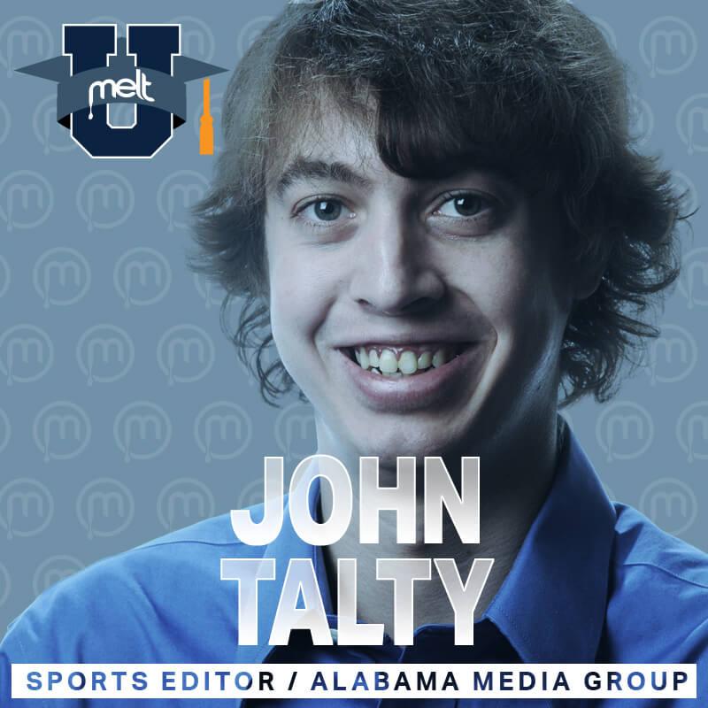 Episode 42: John Talty Sports Editor at the Alabama Media Group