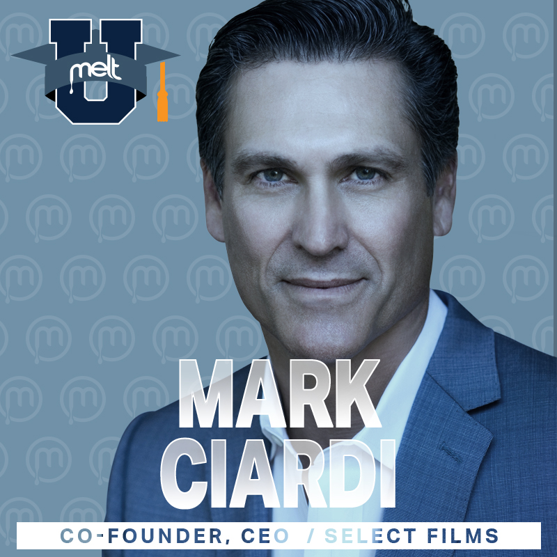 Episode 36: Mark Ciardi Co-Founder, President and CEO of Select Films