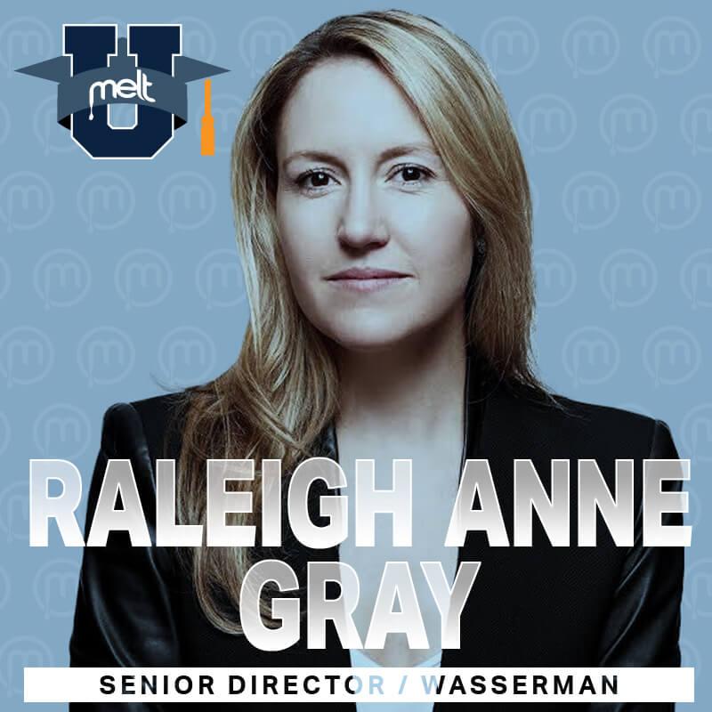 Episode 40: Raleigh Anne Gray Senior Director of Athlete Exchange at Wasserman