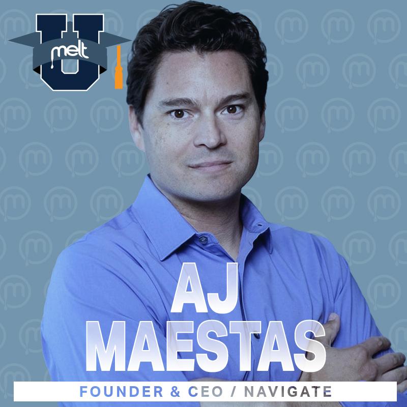 Episode 60: AJ Maestas Founder and CEO of Navigate