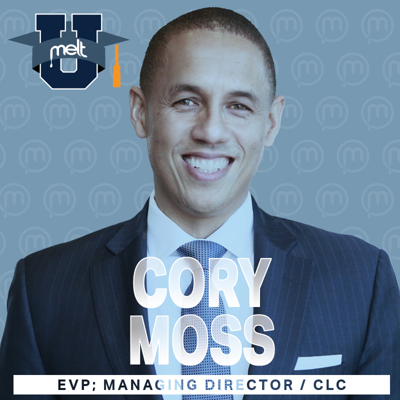 Episode 52: Cory Moss Executive VP and Managing Director, CLC