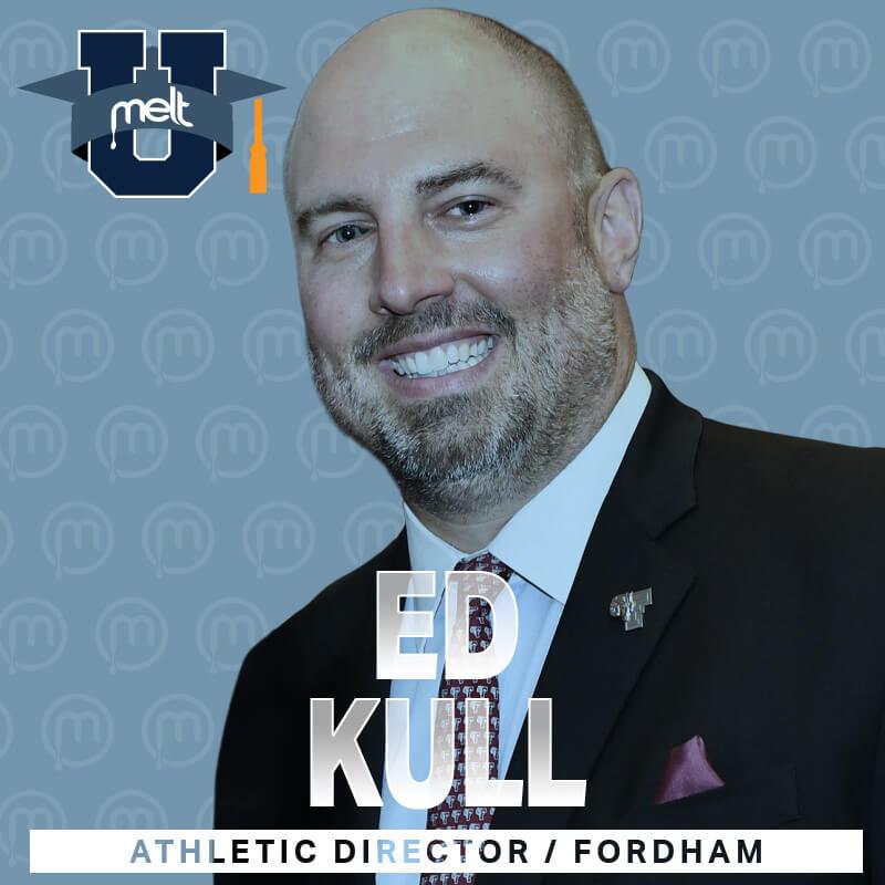 Episode 56: Ed Kull Athletic Director at Fordham University