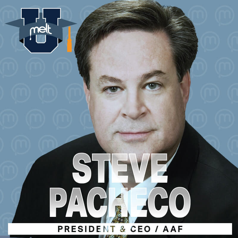 Episode 57: Steve Pacheco President/CEO of the American Advertising Federation
