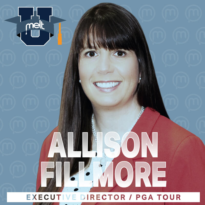 Episode 61: Allison Fillmore Executive Director of the PGA Tour Championship