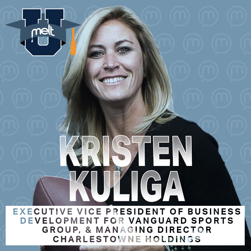 Episode 65: Kristen Kuliga EVP of Business Development for Vanguard Sports