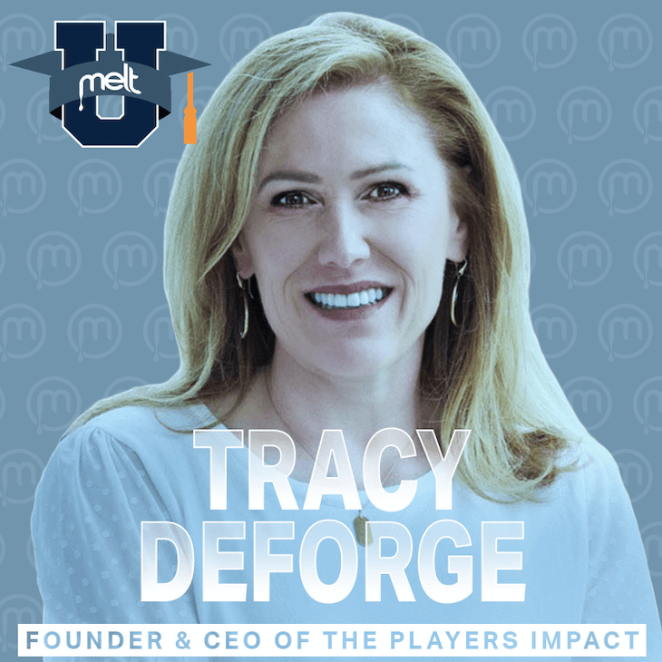 Episode 66: Tracy Deforge Founder & CEO of The Players' Impact