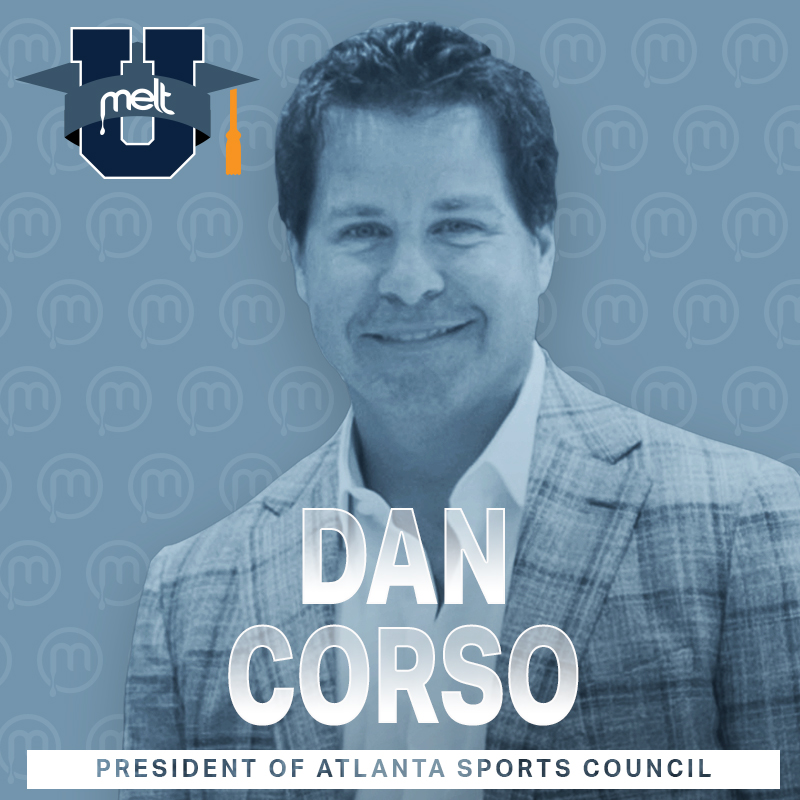Episode 70: Dan Corso President of the Atlanta Sports Council