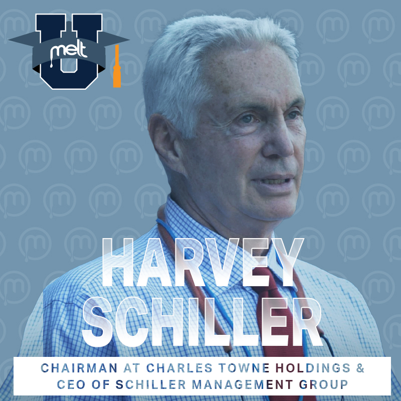 Episode 71: Harvey Schiller Chairman at Charles Towne Holdings and CEO of Schiller Management Group.